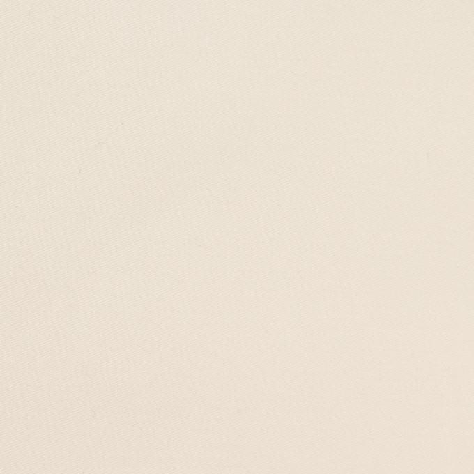 コットン×無地(クリーム)×サージ_全4色 イメージ1