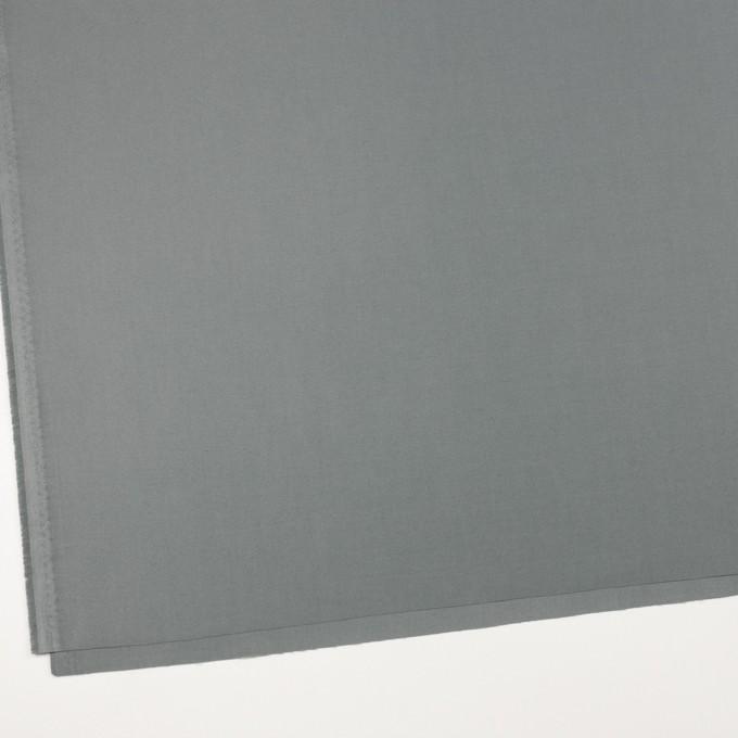 コットン×無地(アイアングレー)×サージ_全4色 イメージ2