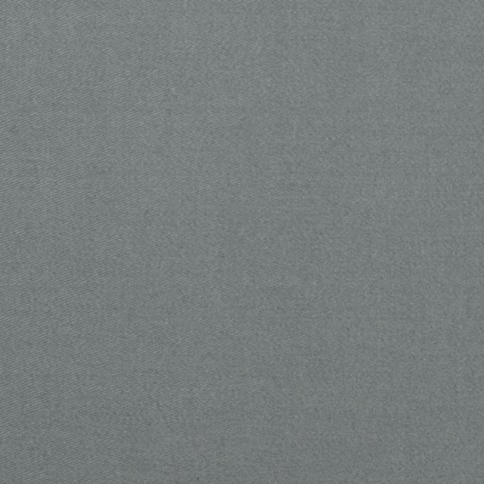 コットン×無地(アイアングレー)×サージ_全4色 イメージ1