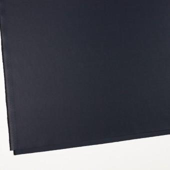 コットン×無地(ダークネイビー)×サージ_全4色 サムネイル2