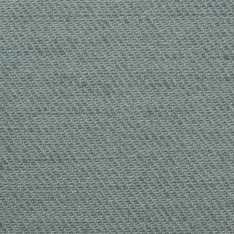 コットン&ジュート×無地(スレートグリーン)×厚サージ_全3色 サムネイル1