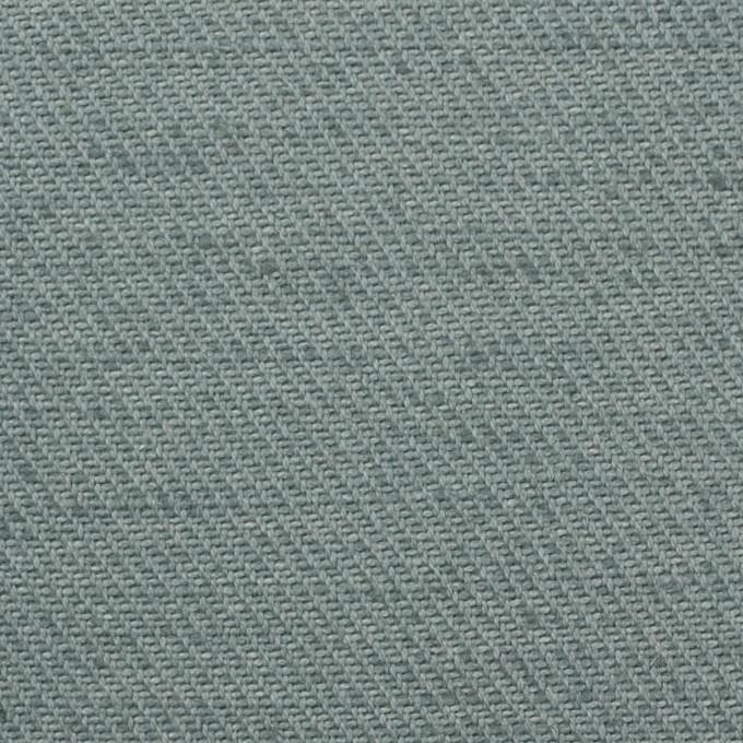 コットン&ジュート×無地(スレートグリーン)×厚サージ_全3色 イメージ1