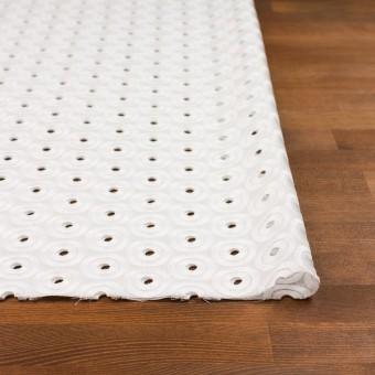 コットン×サークル(ホワイト)×ボイル刺繍 サムネイル3