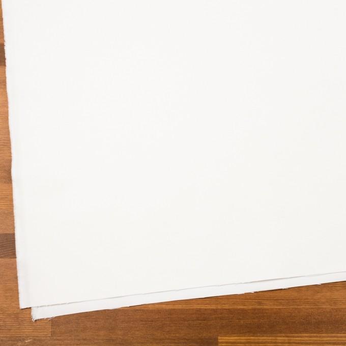 コットン×無地(ホワイト)×厚オックスフォード_全3色 イメージ2