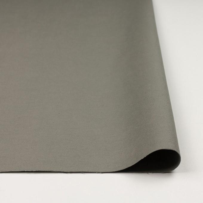コットン×無地(カーキ)×厚オックスフォード_全3色 イメージ3
