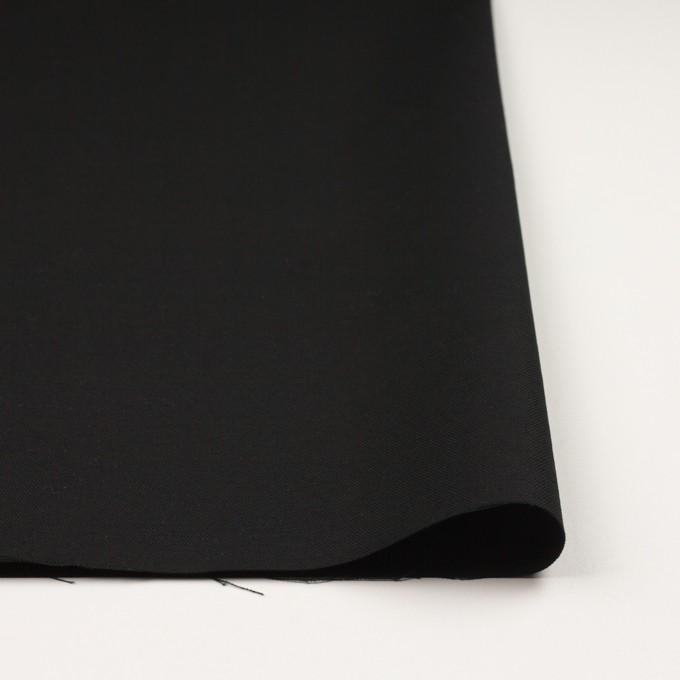 コットン×無地(ブラック)×厚オックスフォード_全3色 イメージ3