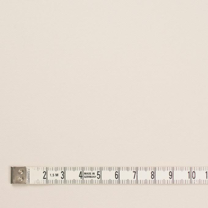 コットン&ポリウレタン×無地(アイボリー)×チノクロス・ストレッチ イメージ4