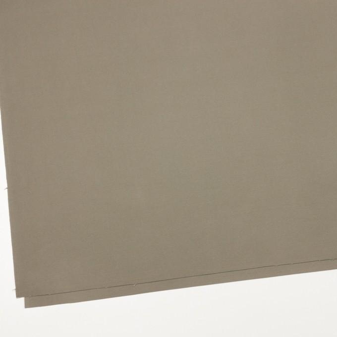 コットン×無地(カーキ)×ポプリン_全3色 イメージ2