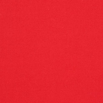 コットン×無地(パッションレッド)×ポプリン_全3色