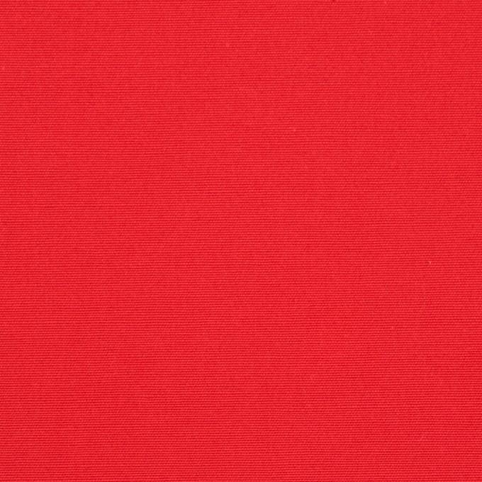コットン×無地(パッションレッド)×ポプリン_全3色 イメージ1