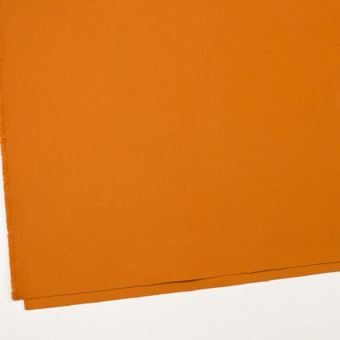 コットン×無地(オレンジ)×モールスキン_全6色 イメージ2
