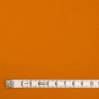 コットン×無地(オレンジ)×モールスキン_全6色 サムネイル4