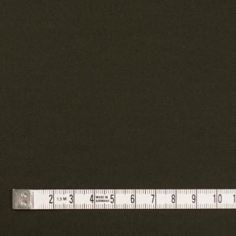 コットン×無地(ダークカーキグリーン)×モールスキン_全6色 サムネイル4