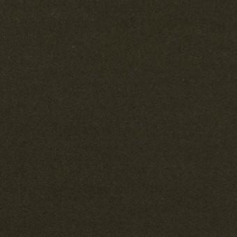 コットン×無地(ダークカーキグリーン)×モールスキン_全6色 サムネイル1