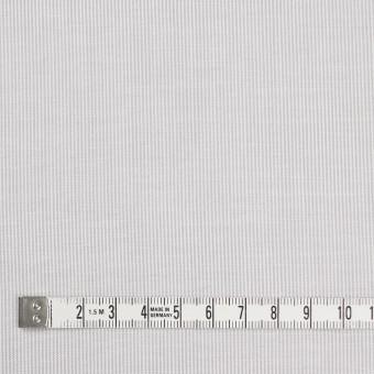 コットン&リネン×ストライプ(ライトグレー)×ボイル_全2色 サムネイル4