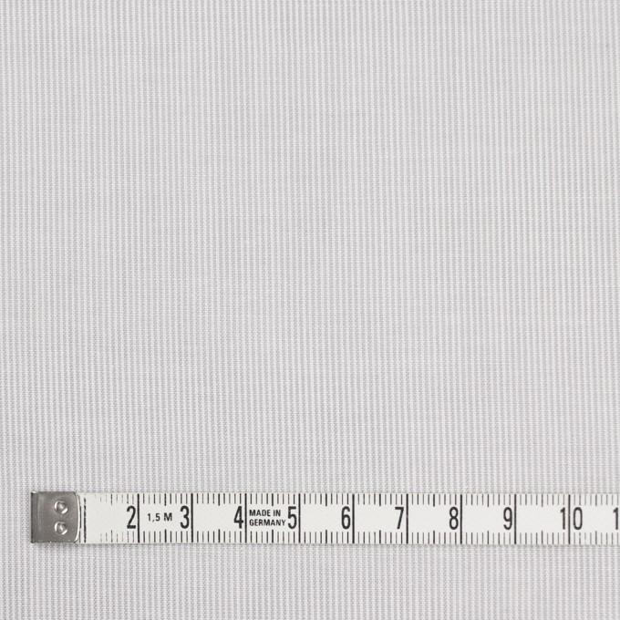 コットン&リネン×ストライプ(ライトグレー)×ボイル_全2色 イメージ4