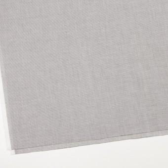 コットン&リネン×ストライプ(チャコール)×ボイル_全2色 サムネイル2