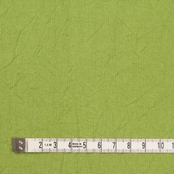 コットン&リネン×無地(ライム)×キャンバスワッシャー_全15色 サムネイル4