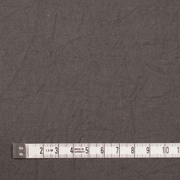 コットン&リネン×無地(スチールグレー)×キャンバスワッシャー_全15色 イメージ4