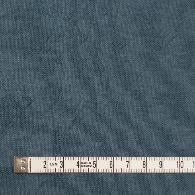 コットン&リネン×無地(スレートグレー)×キャンバスワッシャー_全15色 イメージ4