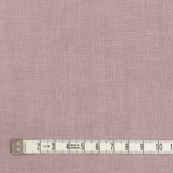 リネン×無地(グレイッシュピンク)×薄キャンバス_全25色 サムネイル4