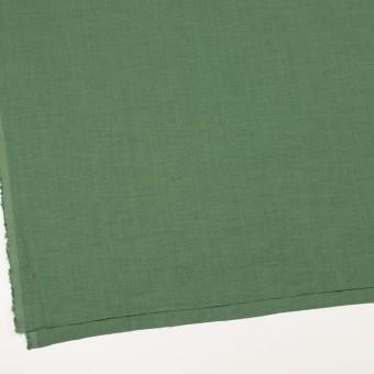 リネン×無地(フォレストグリーン)×薄キャンバス_全25色 サムネイル2