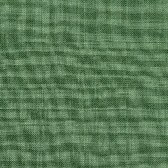 リネン×無地(フォレストグリーン)×薄キャンバス_全25色