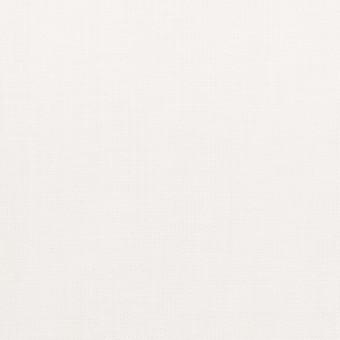 リネン×無地(オフホワイト)×薄キャンバス_全25色