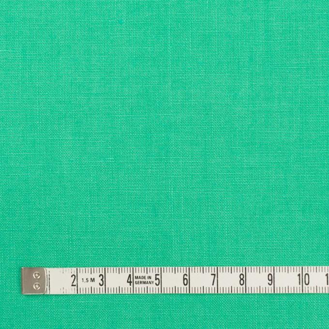 リネン×無地(ミントグリーン)×薄キャンバス_全25色 イメージ4