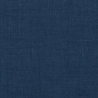 リネン×無地(アイアンネイビー)×薄キャンバス_全25色 サムネイル1