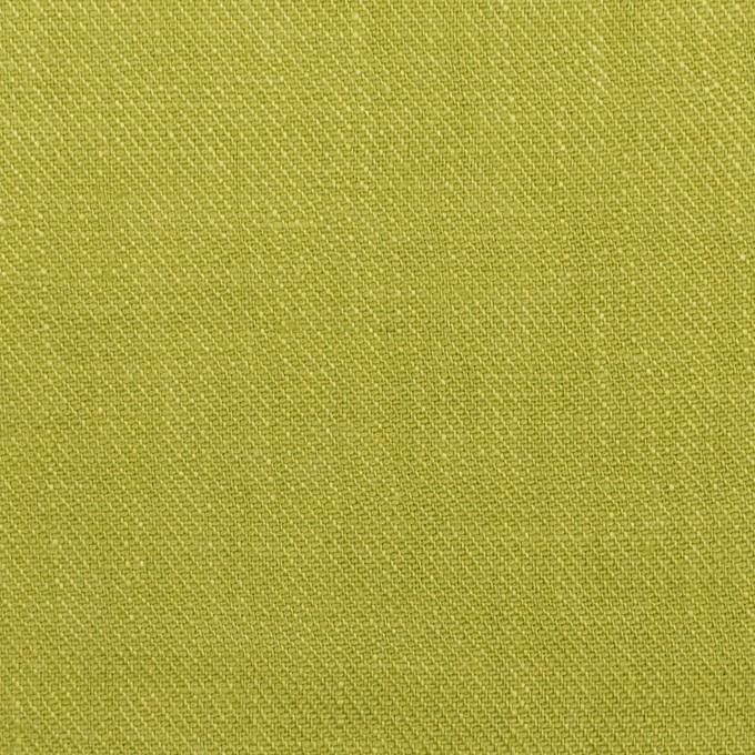 リネン×無地(アボカド)×サージ_全22色 イメージ1
