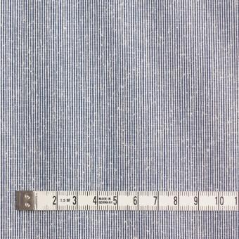 シルク&コットン×ストライプ(ブルー)×コードレーン サムネイル4