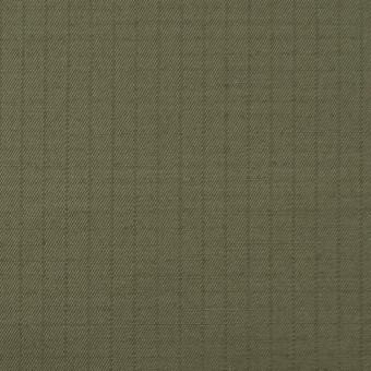 コットン×無地(カーキグリーン)×リップストップ_全3色