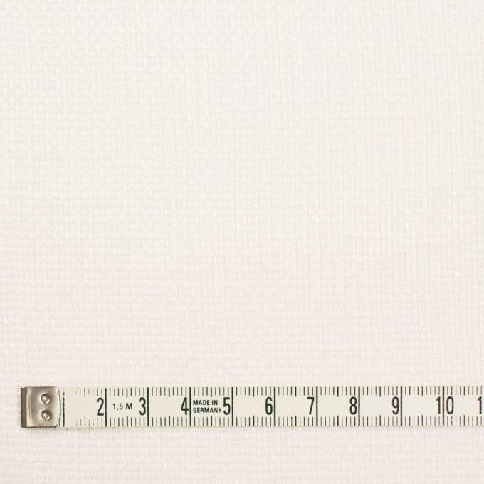 リネン&バンブー混×無地(オフホワイト)×シャンブレーガーゼ_全3色 イメージ4