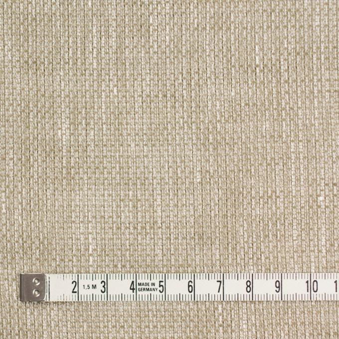 リネン&バンブー混×無地(カーキベージュ)×シャンブレーガーゼ_全3色 イメージ4