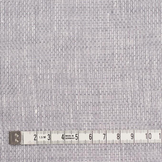 リネン&バンブー混×無地(ラベンダーグレー)×シャンブレーガーゼ_全3色 イメージ4
