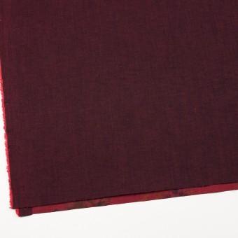 コットン&ポリエステル混×無地&フラワー(アップル)×デニムストレッチ_バックプリント_全4色 サムネイル2