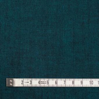コットン&ポリエステル混×無地&フラワー(ターコイズ)×デニムストレッチ_バックプリント_全4色 サムネイル4