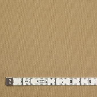 コットン×無地(カーキベージュ)×チノクロス_全2色 サムネイル4