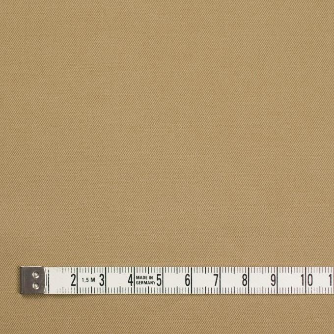 コットン×無地(カーキベージュ)×チノクロス_全2色 イメージ4