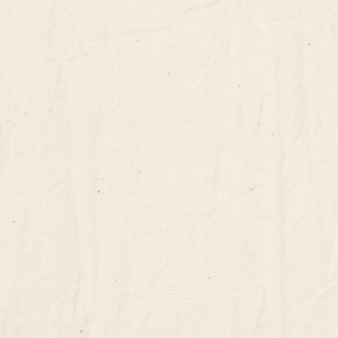 コットン×無地(キナリ)×キャンブリックワッシャー_全15色 イメージ1