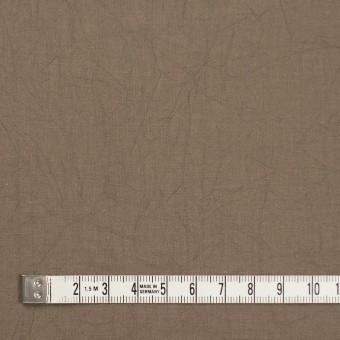 コットン×無地(カーキベージュ)×キャンブリックワッシャー_全15色 サムネイル4