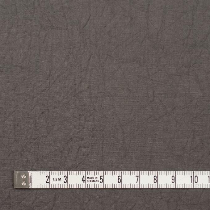 コットン×無地(スチールグレー)×キャンブリックワッシャー_全15色 イメージ4