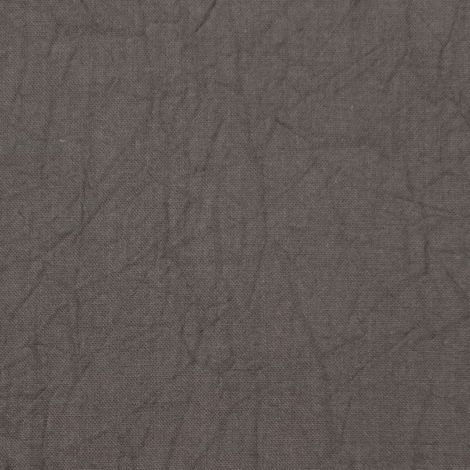 コットン×無地(スチールグレー)×キャンブリックワッシャー_全15色 イメージ1