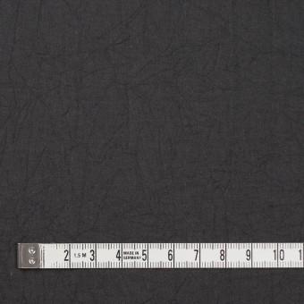 コットン×無地(チャコールグレー)×キャンブリックワッシャー_全15色 サムネイル4