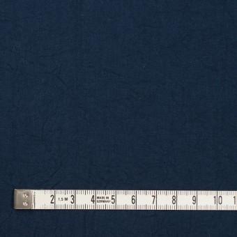 コットン×無地(ネイビー)×キャンブリックワッシャー_全15色 サムネイル4