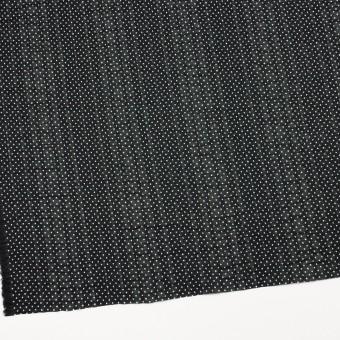 コットン×ドット(ブラック)×ボイルサッカー_全3色 サムネイル2