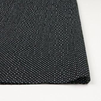 コットン×ドット(ブラック)×ボイルサッカー_全3色 サムネイル3