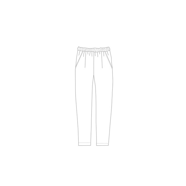 014_loose-fit pants