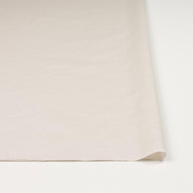 コットン&リネン×無地(アイボリー)×ヘリンボーン_全5色 イメージ3